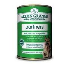 Krmiva - Arden Grange Canned Dog Lamb konz. 395g