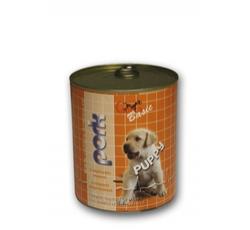 Krmiva - Calibra Dog Basic konzerva Puppy vepřová