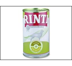 Krmiva - Rinti Dog Sensible konzerva kuře+brambor