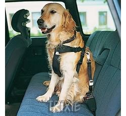 Postroje - Postroj pes Bezpečnostní do auta Trixie