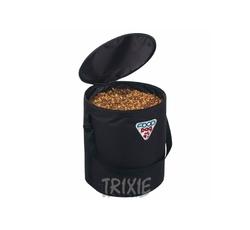 Misky, zásobníky - Zásobník na krmivo nylon Foodbag 25kg Černý