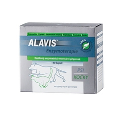 Vitamíny, léčiva - Alavis Enzymoterapie-Curenzym pro psy a kočky