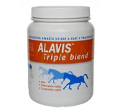 Vitamíny, léčiva - Alavis Triple blend pro koně 700g