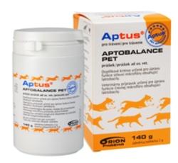 Vitamíny, léčiva - Aptus Aptobalance PET 140g