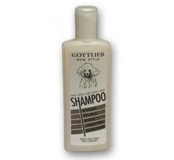 Kosmetika, úprava - Gottlieb Pudl šampon s nork. olejem Bílý 300ml