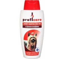 Kosmetika, úprava - PROFICARE pes šampon s kondicionérem 300ml