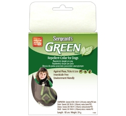 Kosmetika, úprava - Sergeanťs Green obojek pro psy 60cm