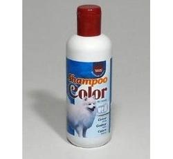 Kosmetika, úprava - Šampon Color tónovací bílá srst pes Trixie 250ml