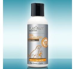 Hygiena - Platinum Natural Oral clean+care Gel salmon 120ml