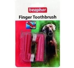 Hygiena - Beaphar Zubní kartáček na prst pes