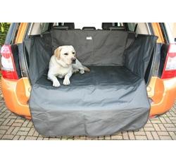Cestování se psem - Ochranný autopotah do kufru pro psa GreenDog