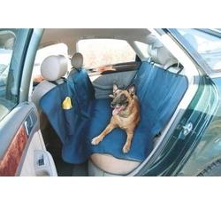 Cestování se psem - Ochranný autopotah sedadel 140x150cm+cest.lahev Kerbl