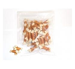 Pamlsky - Kalciové kostičky obalené kuřecím masem 1kg
