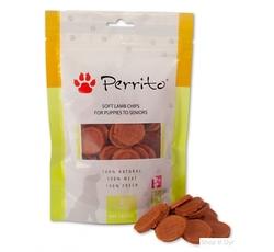 Pamlsky - Perrito Soft Lamb Chips pro štěňata a starší psy 100g