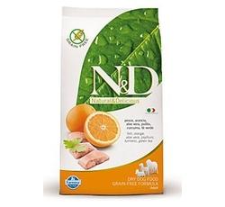 Krmiva - N&D Grain Free DOG Adult Mini Fish & Orange