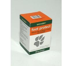 Hygiena - Foot protect ochranná emulze na tlapky 100g