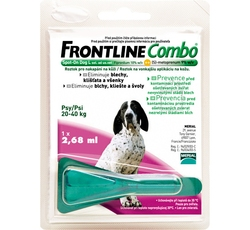 Antiparazitika - Frontline Combo Spot-On Dog L 1x2,68ml