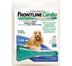 Antiparazitika - Frontline Combo Spot-On Dog M 1x1,34ml