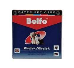 Antiparazitika - Bolfo 38 obojek pro kočky a malé psy