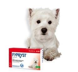 Antiparazitika - Fypryst Spot-on Dog S sol 1x0,67ml (2-10kg)