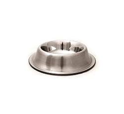 Misky, zásobníky - Miska nerez protiskluz Metal Star, 240 ml