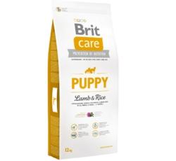 Krmiva - Brit Care Dog Puppy Lamb & Rice (pro štěňátka)