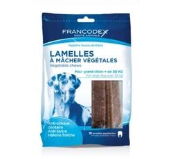 Hygiena - Francodex Weggy enzymatické žvýkací plátky L 490g