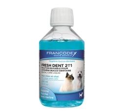 Hygiena - Francodex Fresh Dent pes, kočka