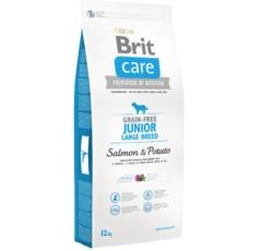 Krmiva - Brit Care Dog Grain-free Junior LB Salmon & Potato