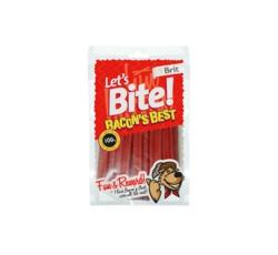 """Pamlsky - Brit pochoutka Let""""s Bite Bacon""""s Best 105g"""