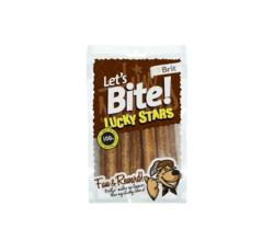 """Pamlsky - Brit pochoutka Let""""s Bite Lucky Stars 100g"""