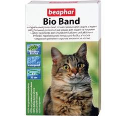 Obojky - Beaphar Obojek antiparizitní pro kočky Bio Band 35cm