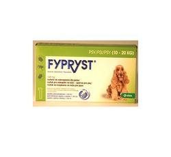 Antiparazitika - Fypryst Spot-on Dog M sol 1x1,34ml (10-20kg)