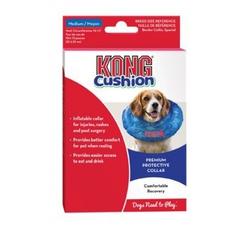 Vitamíny, léčiva - Límec ochranný nafukovací KONG Cushion M 33-46cm 1ks