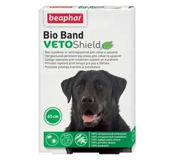 Obojky - Repelentní obojek pro psy Beaphar Bio Band 65cm