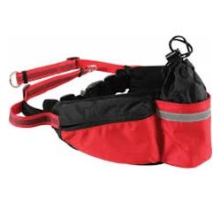 Výcvik, Sport - Ledvinka MOOV jogging červená Zolux