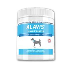 Vitamíny, léčiva - Alavis Single MAXÍK pro psy 600g