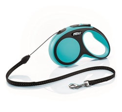 Vodítka - Vodítko FLEXI Comfort S lanko 5m/12kg