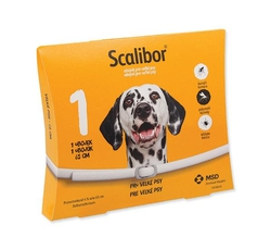 Antiparazitika - Scalibor antiparazitní obojek pro psy 65cm