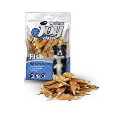 Pamlsky - Calibra Joy Dog Classic Fish & Chicken Slice 80g NEW