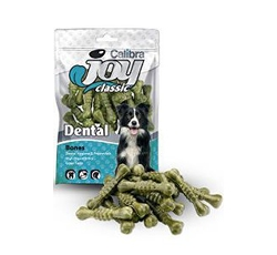 Pamlsky - Calibra Joy Dog Classic Dental Bones 90g NEW