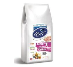 Krmiva - Agil Junior All Breed Pure&Health Low Grain 10kg