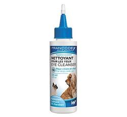 Hygiena - Francodex Roztok čistící na oči pes, kočka 125ml