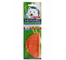 Hygiena - Oční/ušní utěrka MICROMED s ionty stříbra pes