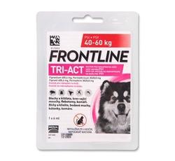 Antiparazitika - Frontline Tri-Act pro psy Spot-on XL (40-60 kg) - 1 pipetka