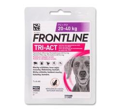 Antiparazitika - Frontline Tri-Act pro psy Spot-on L (20-40 kg) - 1 pipetka