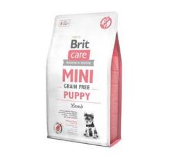 Krmiva - Brit Care Dog Mini Grain Free Puppy Lamb