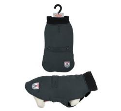 Oblečky, doplňky - Obleček voděodolný pro psy RIVER černá