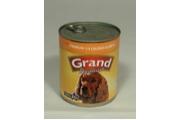 GRAND konz. pes Extra s 1/2 kuřete