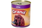 GRAND konz. pes s játry